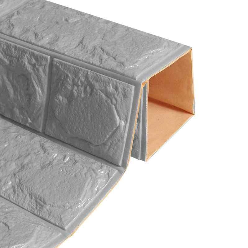 3D наклейки на кирпичные стены клейкая настенная панель обои для спальни гостиной