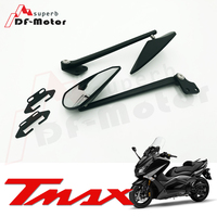 Высококачественные зеркала заднего вида мотоцикла для Yamaha Tmax 530 t-max 530 2012 2013 2014 2015 2016 боковые зеркала заднего вида