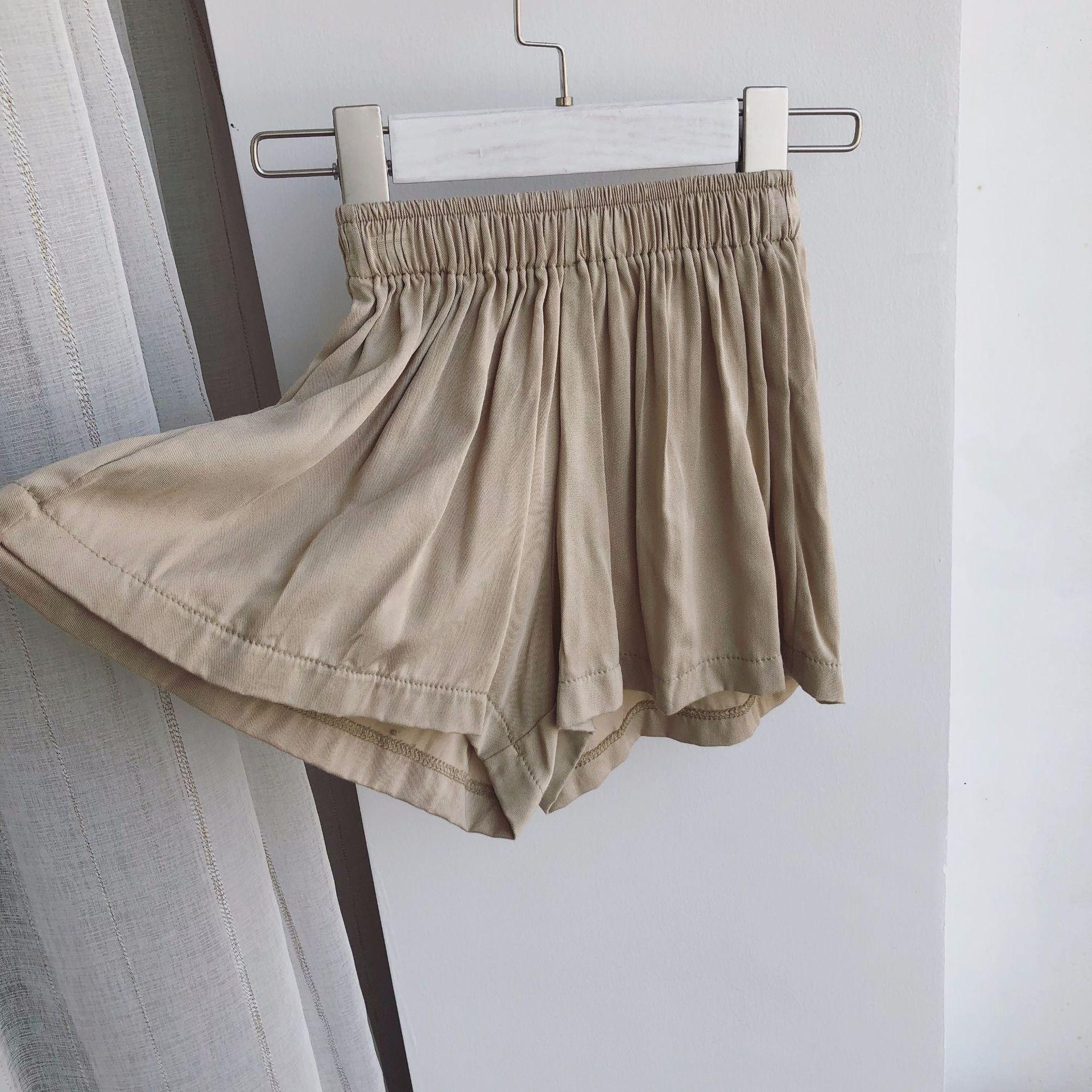 Zomer meisje wijde pijpen broek Kinderen broeken Kinderkleding Big - Kinderkleding - Foto 4