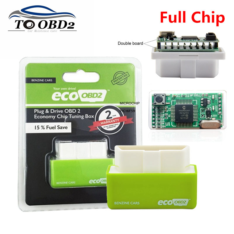 100% Best Quality NitroOBD2 Full Chip Tuning Box For Benzine Diesel Cars Nitro OBD2 Plug&Drive OBDII Interface With Retail Box