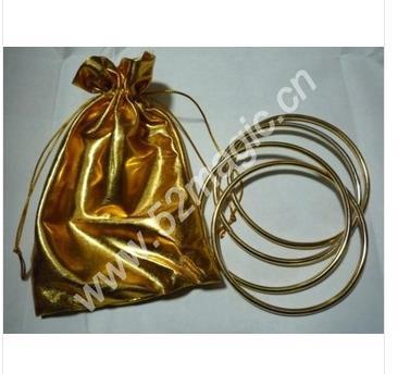 Golden Linking Rings Chinese Linking Rings Diameter 4.5