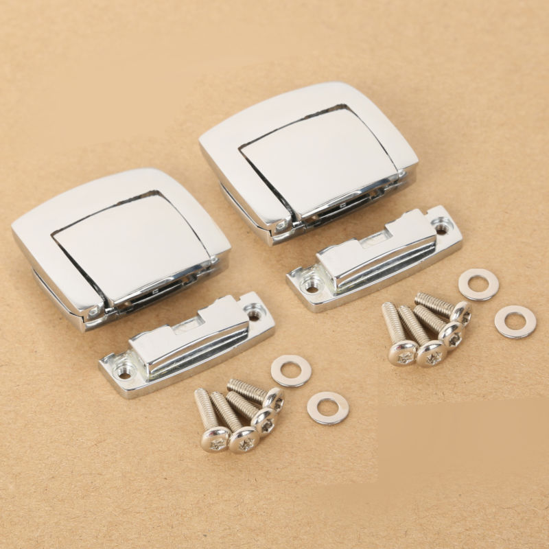 Razor King Tour Pak Trunk Latches For Harley Touring Electra Glide Ultra 80-13