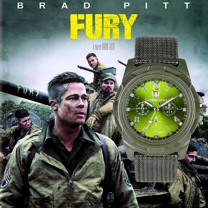 Sports Men's Watches Gemius Army Watch Replicas Military Style Sport Men Wristwatch Woven Watchband Watches 5 Colors