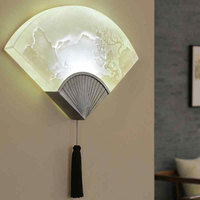 Creative chinese wall lamp vintage living room corridor aisle staircase lights wall sconce home restaurant retro wall lighting|LED Indoor Wall Lamps| |  -