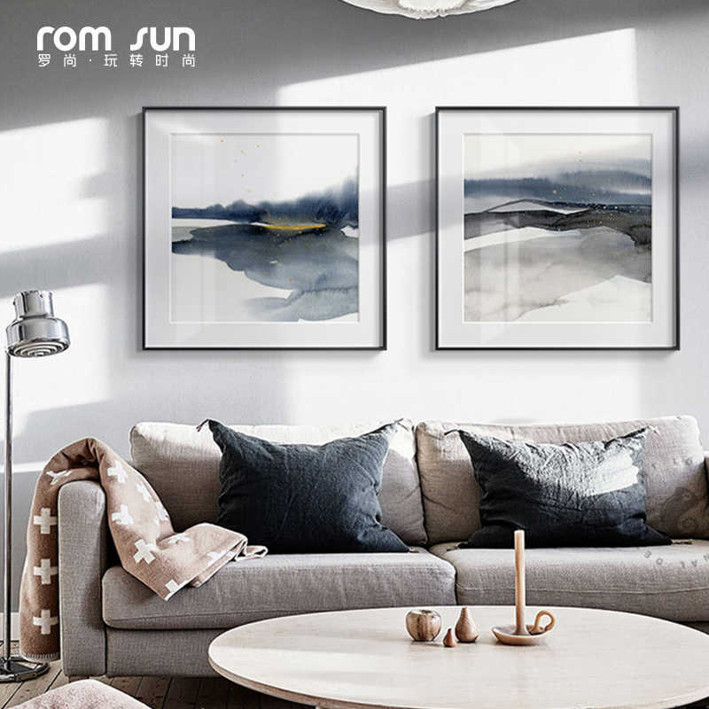 Abstract Imagery Canvas Painting Posters And Print Wall Art Pictures For Living Room Bedroom Dinning Room Aisle Modern Decor HD