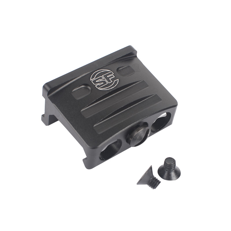 Tactical Off-Set Mount For M300&M600 Airsoft LaRue Scout Offset Mount For M300M600 Light Accessories For Shotguns Picatinny Rail