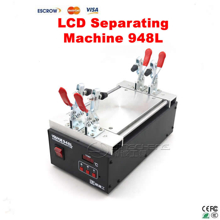 все цены на  Mobile Phone Touch screen assembly separator LCD Refurbishment Machine 948L, Precise temperature Microcomputer control  онлайн