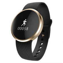 L58 Round Touch Screen Sport Smart Watch with Remote Camera Fitness Tracker Calories Burning Wristwatch for IOS Android #B0