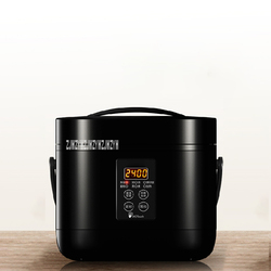 YX-3050B 3-4 People Electric Rice Cooker Portable Mini Rice Cooking Machine Student Dormitory Multifunctional Cooking Pot 3L