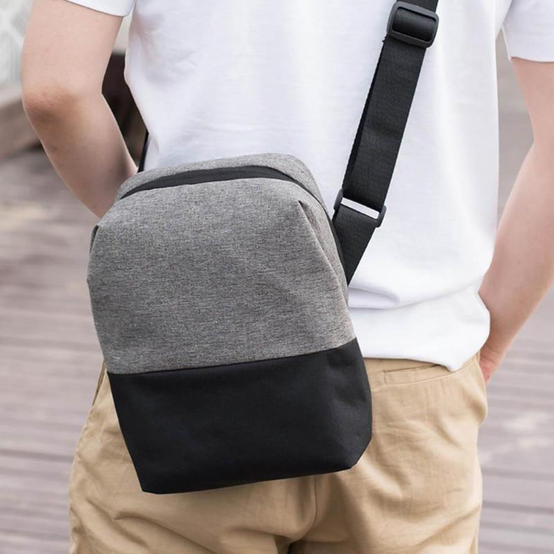 2018 Mode Nylon Männer Tasche Schulter Taschen Wasserdicht Casual Business Pack Männlichen Crossbody Messenger Taschen Aktentasche Aromatischer Geschmack