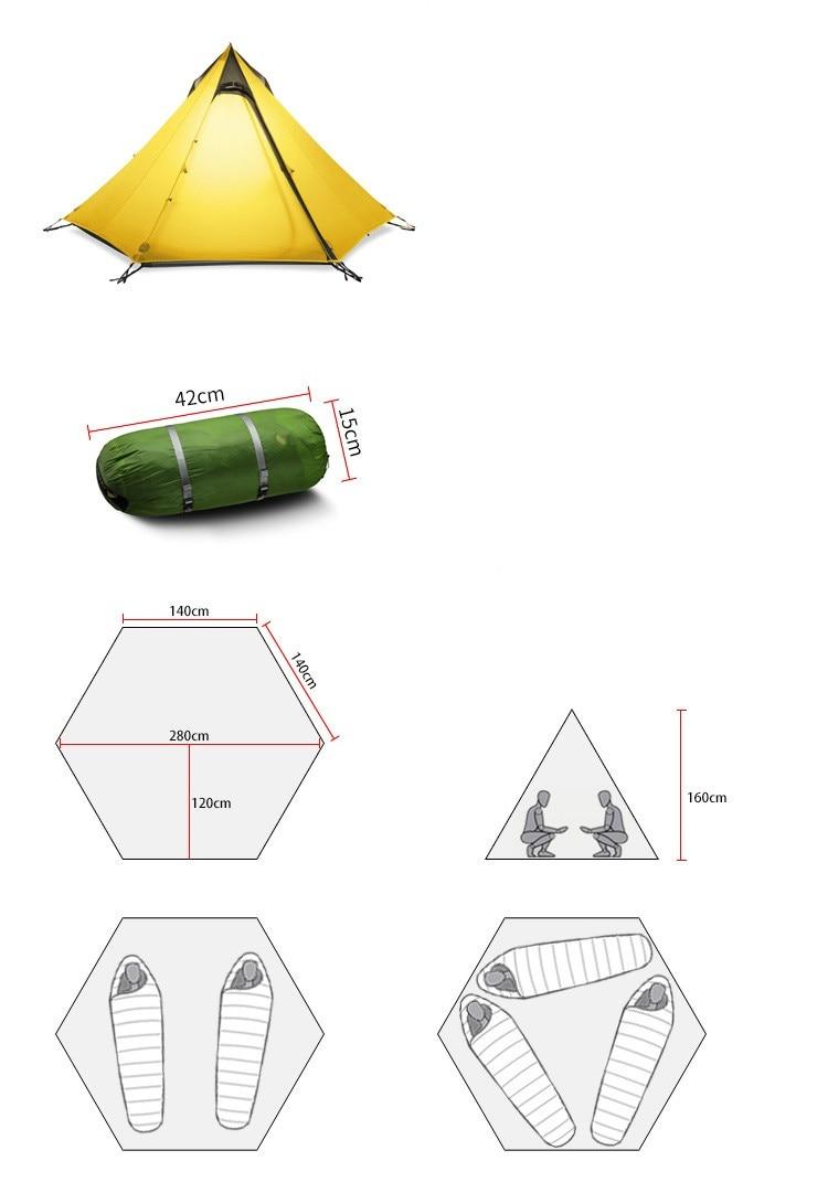 Flame's creed 2 3person pirâmide barraca de