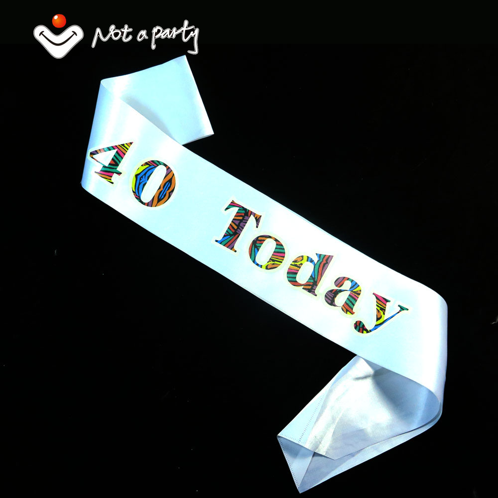 At 40 Party Decorations Online Get Cheap Party Decoration 40 Birthday Men Aliexpresscom