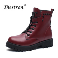 New Arrival Working Boots Women Fashion Brand Hot Sale Platform Boots High Quality Comfortable Military Women Snow Winter Boots цены