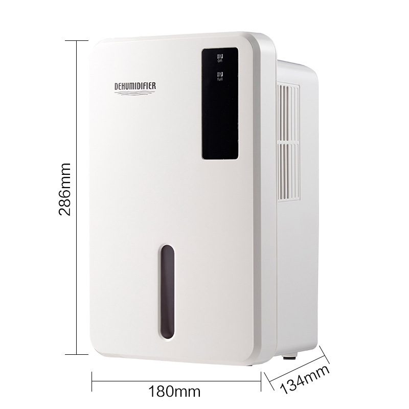 Electric Dehumidifier Home Air Dryer Colther Machine Intelligent Mini Dehumidifying Device Basement Air Purifier Tool home electric dehumidifier intelligent control mini air dehumidifying machine wet day clothes dryer helper device air purifier