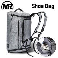 MARKROYAL Anti-theft Travel Bag Multifunctional Hand Luggage Duffle Bags Fashion Backpack Weekend Big Man Backage Duffel