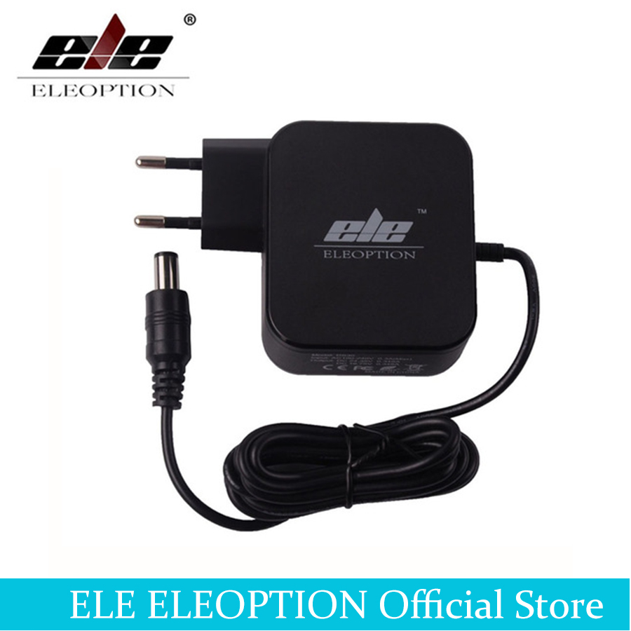 ELEOPTION AC Adapter <font><b>Battery</b></font> Charger EU/US plug adapter for <font><b>Dyson</b></font> DC30 <font><b>DC31</b></font> DC34 DC35 DC44 DC45 DC56 DC57 24.35V 348mA 16.75V