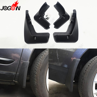 For Acura RDX 2019 Car Front Rear Mudguard Mud Flaps Splash Guard Mudguards Fender Anti Dust Protection 4pcs
