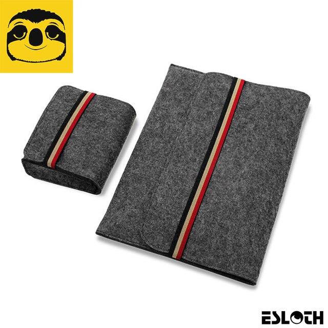 HOT ESLOTH E8 14 polegadas Forro Manga Notebook Carry Casos Capa para lenovo para thinkpad x1 carbon compatível com todos os laptop sacos
