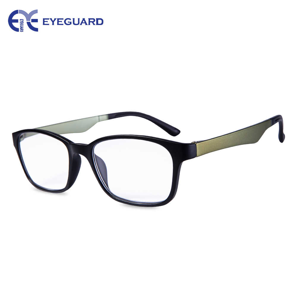 67da2201072 ... EYEGUARD Reading Glasses 4 Pack ultralight Specs Rectangular Quality  portable Fashion Men Readers ...