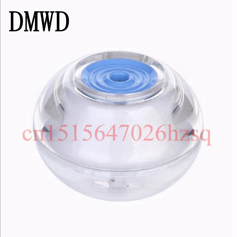 DMWD LED Light Humidifier USB ultrasonic Mist Maker Humidifiers for Home$office Fogger Three colors auto power off 5pcs lot 8 130mm replacement cotton swab for air ultrasonic humidifiers mist maker humidifier part replace filters can be cut