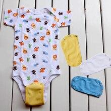 Детский комбинезон; Одежда для новорожденных; зимняя одежда для малышей; комбинезон с короткими рукавами для маленьких мальчиков; одежда для маленьких девочек; костюм-комбинезон для младенцев