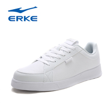 ERKE Men Skateboarding Shoes Sports 2017 Cool Light Wight Sneakers Outdoor Athletic Shoes Breathable Comfortable High Quality