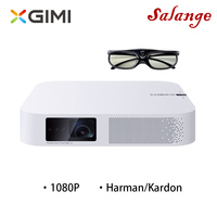 XGIMI Z6 Projector Android 1920*1080 Full HD Shutter 3D Wifi DLP Mini Video Beamer Home Cinema Bluetooth XGIMI Z4 aurora upgrade