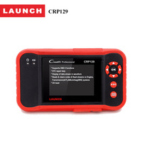 Launch CRP129 ENG AT ABS SRS EPB SAS Oil Service Light Resets Code Reader For Mechanic