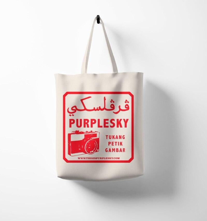 100pcs lot Customized Logo Canvas Cotton Tote Bag Fashion Plain Nature Cotton Canvas Shoulder Bags Casual