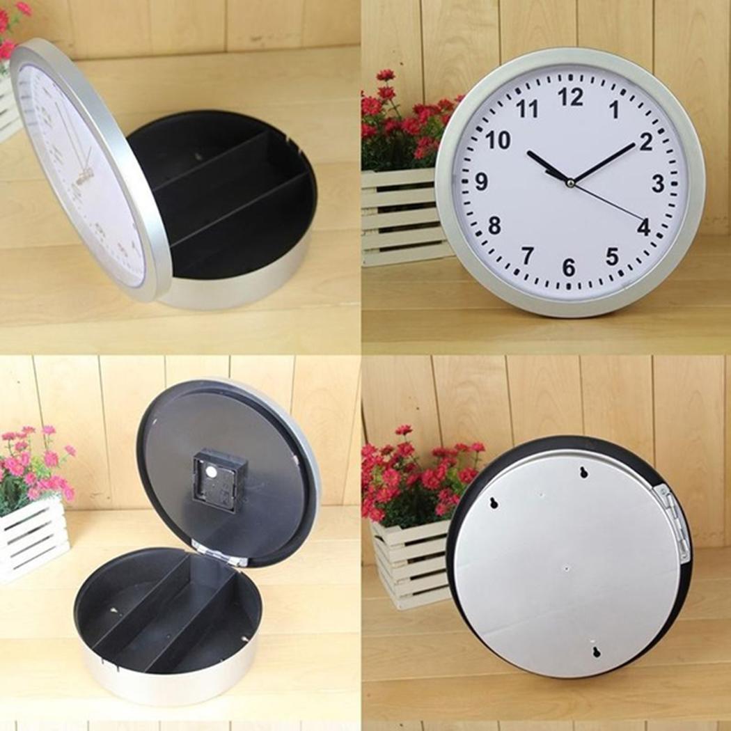 Hidden Safe Clock | Stash Box Money  1