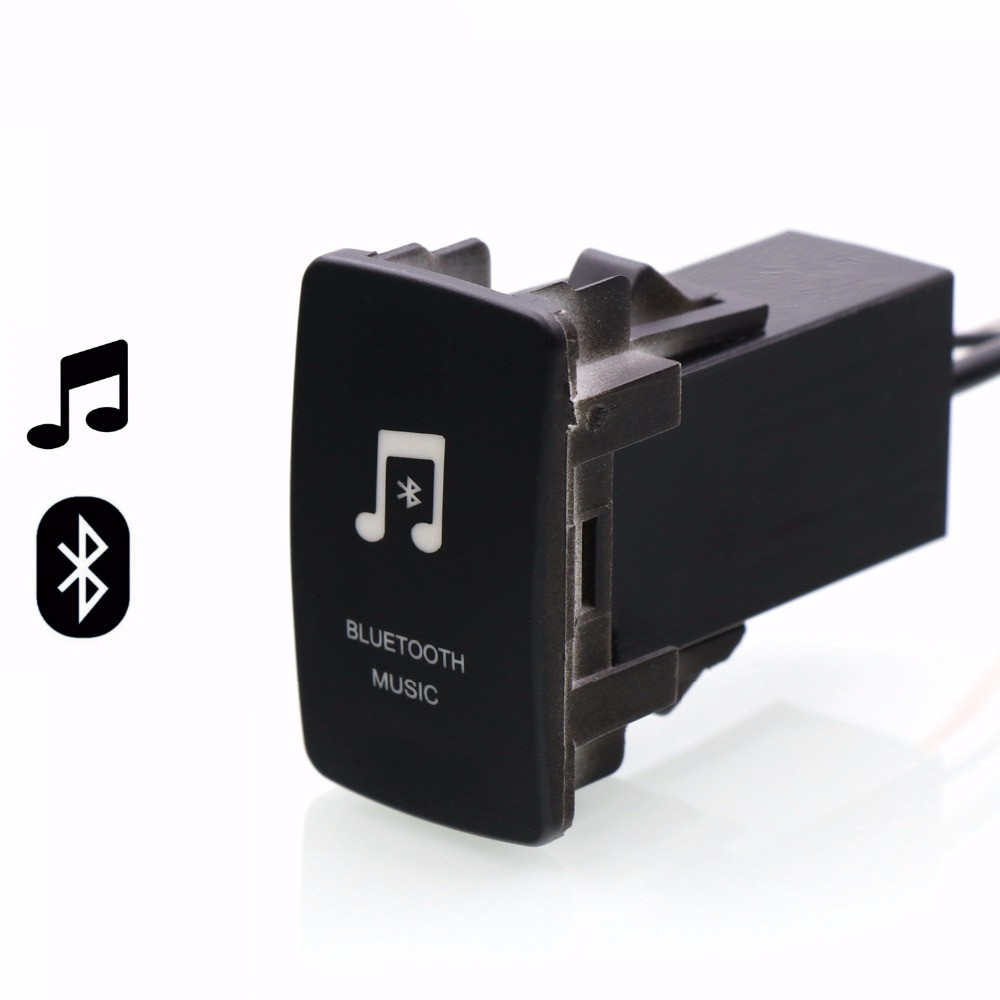 Car Bluetooth Music Adapter Module Bluetooth AUX 3.5mm Jack Receiver For Honda,Civic,Spirior,CRV,Fit Jazz,City,Accord,Odyssey