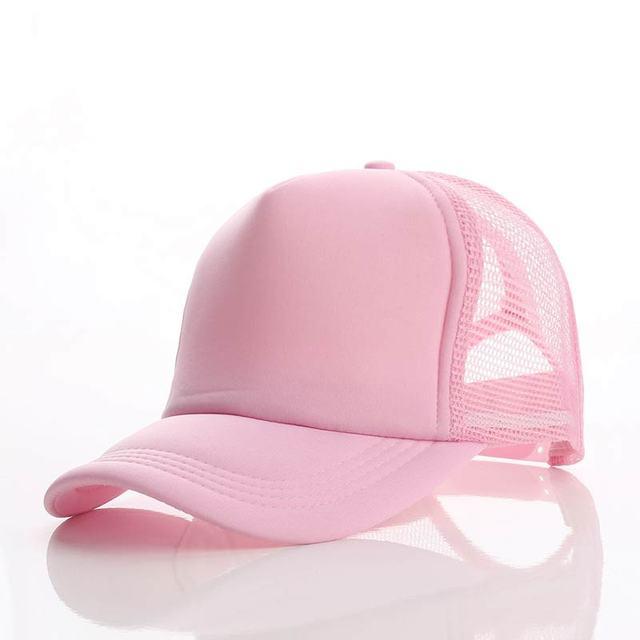 light pink Baseball net 5c64f225d8786