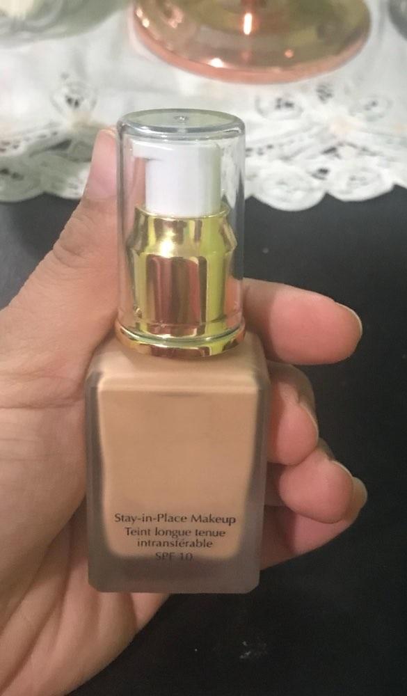 Brand Makeup Foundation Pump Can Fit Bottle Diameter 20mm Liquid Foundation Gold Siliver Colour