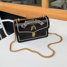 цена на Best selling 2019 latest version of the designer limited edition package limited color chain honey Messenger bag women's handbag