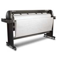 1PC FD 135EBBH pen plotter,Garment plotter,Clothing cad plotter with 1330 mm paper width,drawing speed 60 120 cm/s