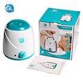 Drüse Multifunktionale Einzelne Flasche Wärmer Sterilisatoren Elektrische Tragbare Baby Flasche Wärmer Lebensmittel Wärmer Calientacamas Electrico