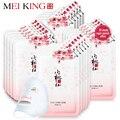Meiking esencia hidratante mascarilla eliminar pecas cuidado de la piel máscara de tratamiento de la reposición de blanqueamiento que hidrata la máscara facial