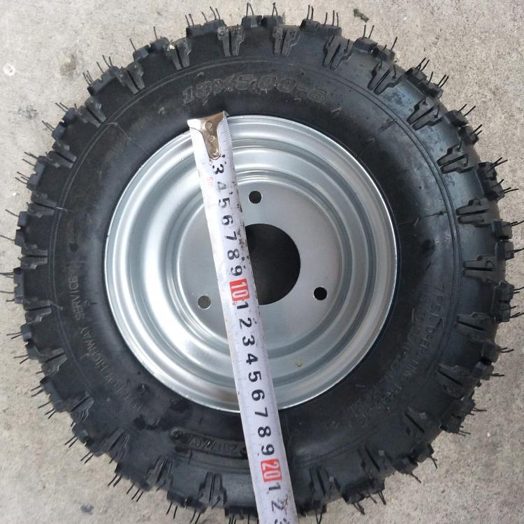2 sets Go Kart TYRE Tire 13 5.00 6 Inch 6 Tire+Rim Set 160cc 200cc Size 13x5.00-6