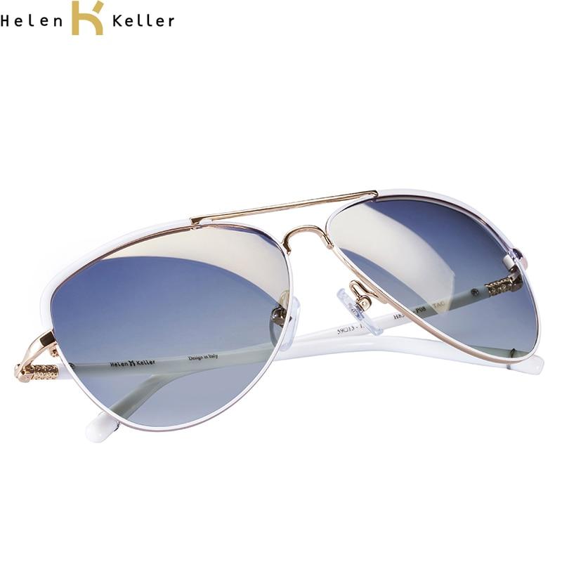 7fbb8e9e0b Designer Brands Helen Keller sun glasses Oversized Women s Sunglasses  eyewear discount sun glasses women Frog UV Protection-in Sunglasses from  Apparel ...