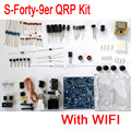 S-Forty-9er HAM Radio QRP Kits 3W CW Transmitter-Receiver Telegraph Shortwave Radio 7.023M With WIFI Module Function