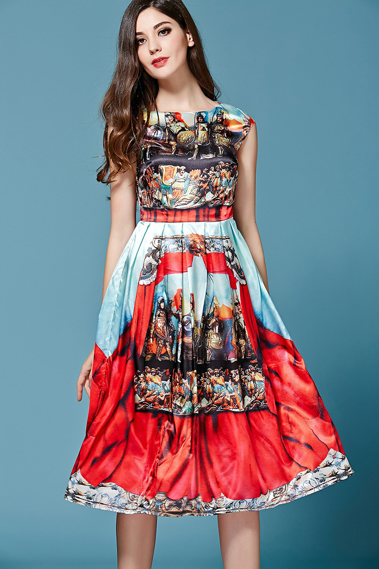 Enchanting Party Dresses For Big Women Illustration - All Wedding ...