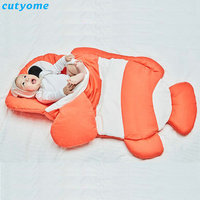 Newborn Baby Stroller Shark Fish Sleeping Bags Infant Winter Wrap Sleep Sacks Used Baby Sleep Bag Blanket Swaddling 0 10 Months