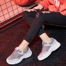2019 spring New Arrival women shoes flats Running women Shoes Breathable Non-slip Comfortable casual running shoes Women **051 8