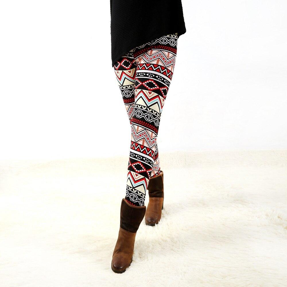 936fashion ženska dna visoke elastične hlače capris ugodno plus - Ženska odjeća - Foto 2
