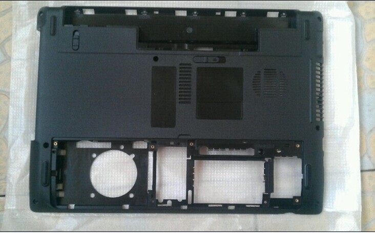 Utilisé, pour Acer Aspire 4741 4741G 4551G coque du bas D coque de Base, livraison gratuite!!