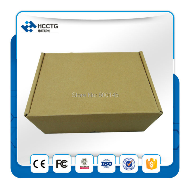 Manuel de série carte d'insertion lecteur pour ATM et Auto distributeur automatique avec SDK gratuit pour magnétique + RFID + IC Card --- HCRT288K - 6