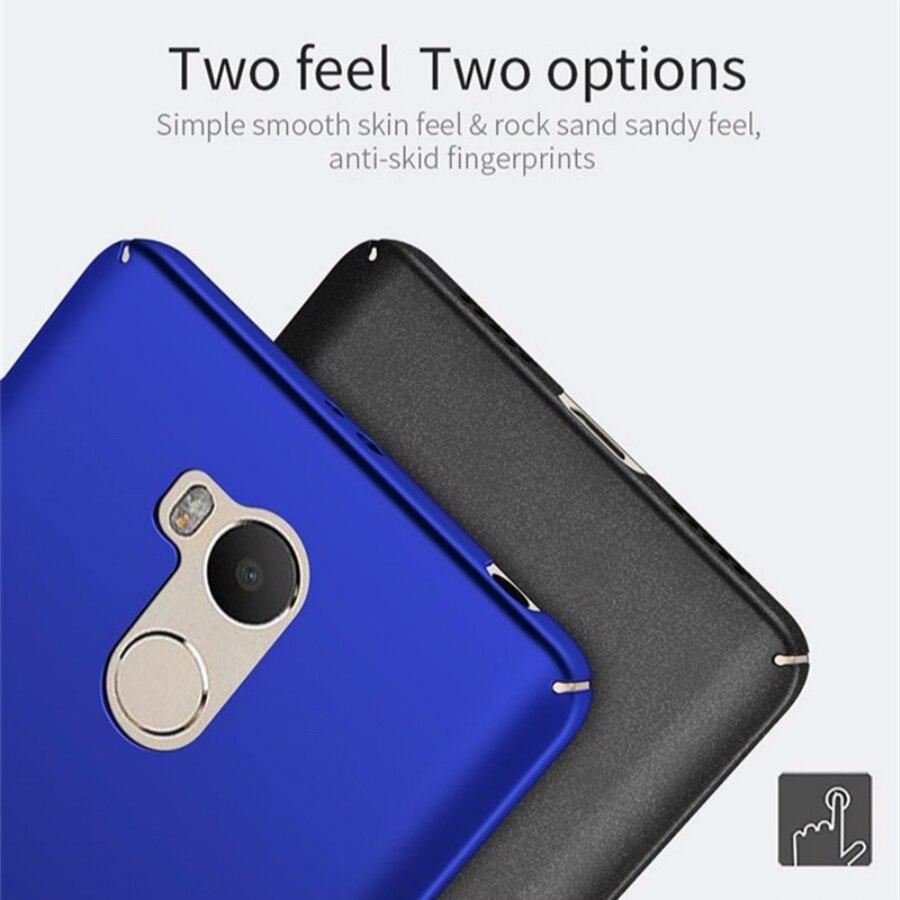 Lyxig hårbaksplast COVER-fodral för Xiaomi redmi 4 Pro-skal till - Reservdelar och tillbehör för mobiltelefoner - Foto 4