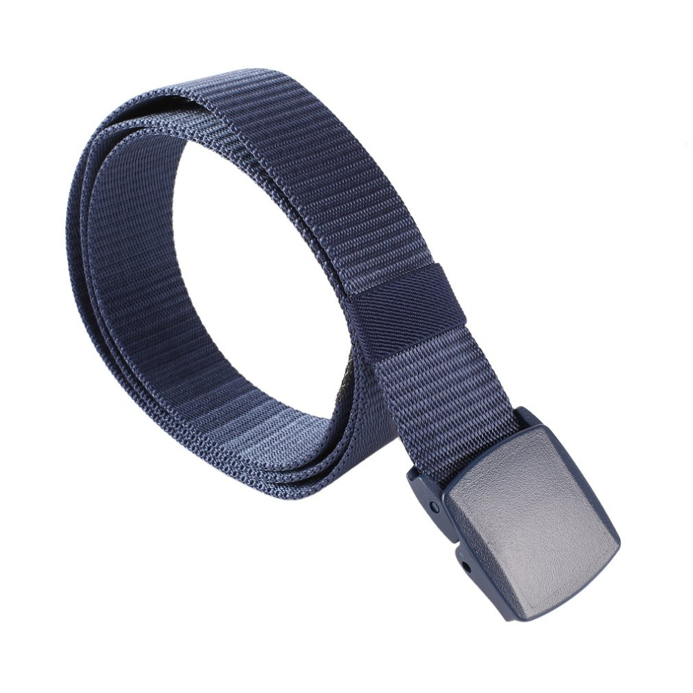 Automatic Buckle Nylon Belt Male Army Tactical Belt Mens