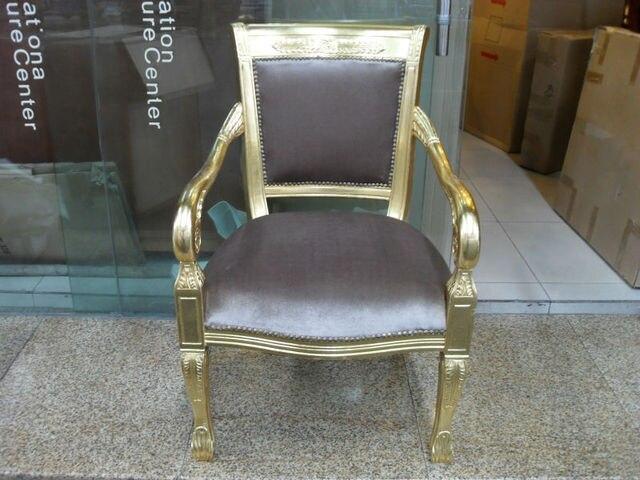 Семья обеденный стул, отель обедая стул, дерево обеденный стул, Европейский стиль Кожа