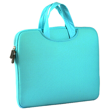 Laptop Handbags Sleeve Case For Macbook(11inch Mint Green, 32*23*2 cm)
